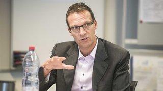 Stéphane Coppey: «Je suis préoccupé mais pas alarmé par la situation de BASF»