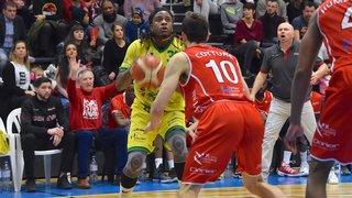 Basketball: Monthey ne s'exprime pas encore en équipe