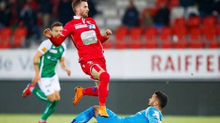 Football: les trois points à retenir du match Sion – Saint-Gall
