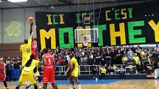 Basketball: Monthey échoue en demi-finale de la Coupe de Suisse