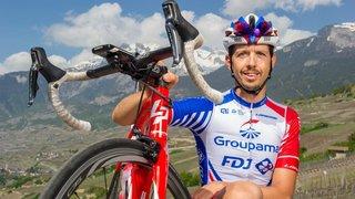 Cyclisme: Steve Morabito n'a pas pris le départ du Tour de Catalogne