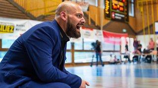 Basket: Antoine Mantey, «le BBC Troistorrents battra Fribourg au moins une fois cette saison»