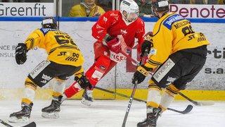 Hockey: cette fois, le HCV Martigny a trouvé la solution face à Wiki-Münsingen
