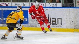 Hockey: le HCV Martigny n'a plus besoin que d'un succès