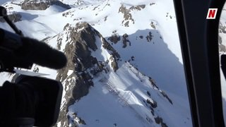 Crans-Montana: une avalanche a emporté plusieurs skieurs sur une piste de la Plaine Morte mardi.