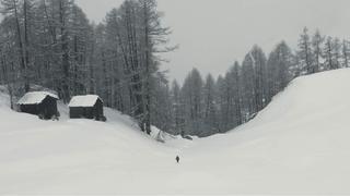 Cinéma: Mathias Roch présente «Brelindzè», son premier long-métrage, tourné principalement dans la région d'Evolène