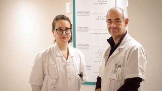 Maladies vasculaires: davantage de consultations à l'hôpital de Sion