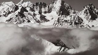 Le Musée des sciences de la terre accueille une exposition de photos de notre monde alpin