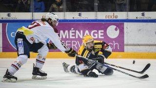 Hockey: La Chaux-de-Fonds bat les Ticino Rockets et remporte la saison régulière de Swiss League