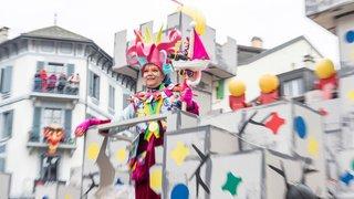 Du Chablais au Valais central, tour de chauffe pour le carnaval