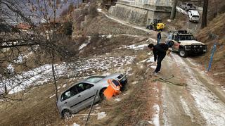 Des touristes en difficulté sur les hauts d'Isérables à cause de leur GPS