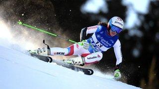 Ski alpin: Camille Rast se pare d'argent aux Mondiaux juniors