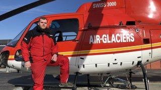 Monthey: il saute dans l'eau glaciale pour sauver un noyé