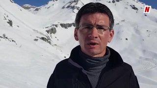 """Avalanche de Crans-Montana: """"43 personnes inquiètes ont contacté la helpline de la police cantonale valaisanne"""""""