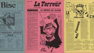Carnaval: les journaux satiriques d'hier et d'aujourd'hui