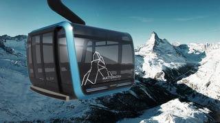 Liaison câblée Suisse-Italie: accord trouvé entre les remontées mécaniques de Zermatt et la Fondation suisse pour le paysage