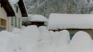 Il y a 20 ans, le village de Lourtier était coupé en deux par une avalanche