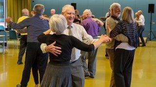 Muraz: danser, c'est bon pour la tête, pour la forme et pour l'amitié