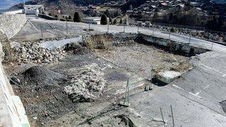 Troistorrents: le chantier de la maison de commune a démarré