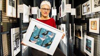 Sion: l'artothèque de la Médiathèque Valais-Sion fait carton plein