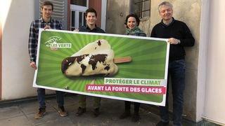 Climat: les Verts valaisans veulent des actes