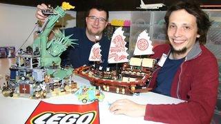 Trois bonnes raisons d'aller à la première expo de Lego en Valais à Martigny