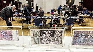 Charlemagne à l'affiche du 7e Salon numismatique à Martigny