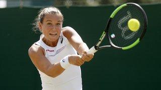 Tennis: Ylena In-Albon est désormais la joueuse valaisanne la mieux classée de tous les temps