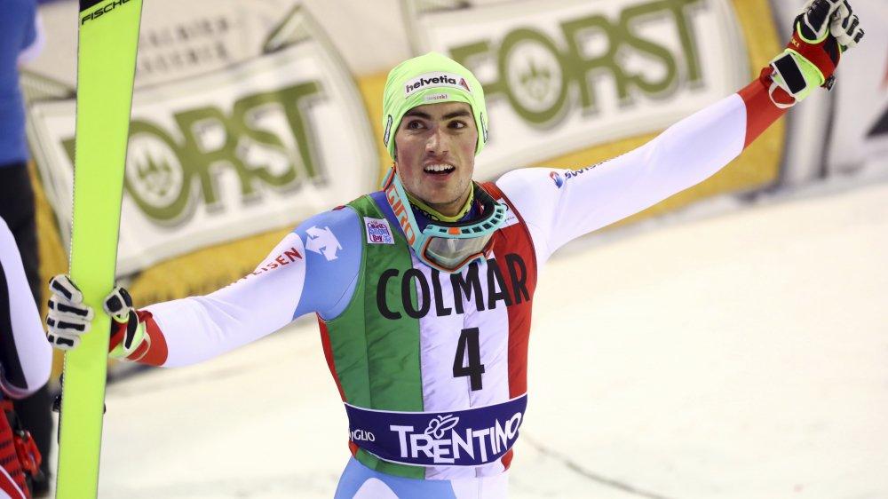 Trois podiums et une première victoire en Coupe du monde sur le slalom spécial pour Daniel Yule lors de la saison qui a pris fin dimanche dernier.