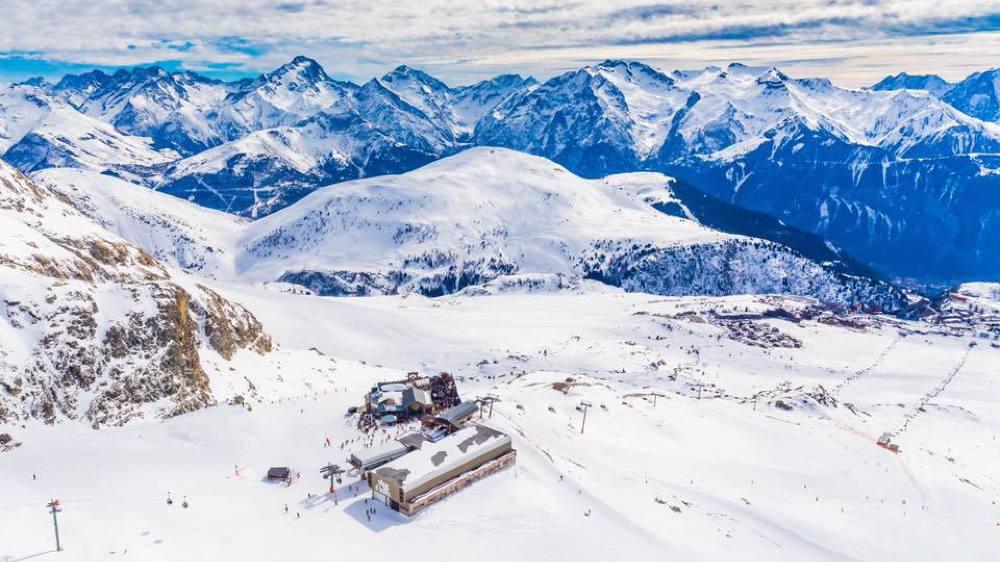 France: collision mortelle à l'Alpes d'Huez