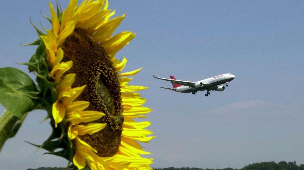 La taxe sur les billets d'avions a de la peine à décoller