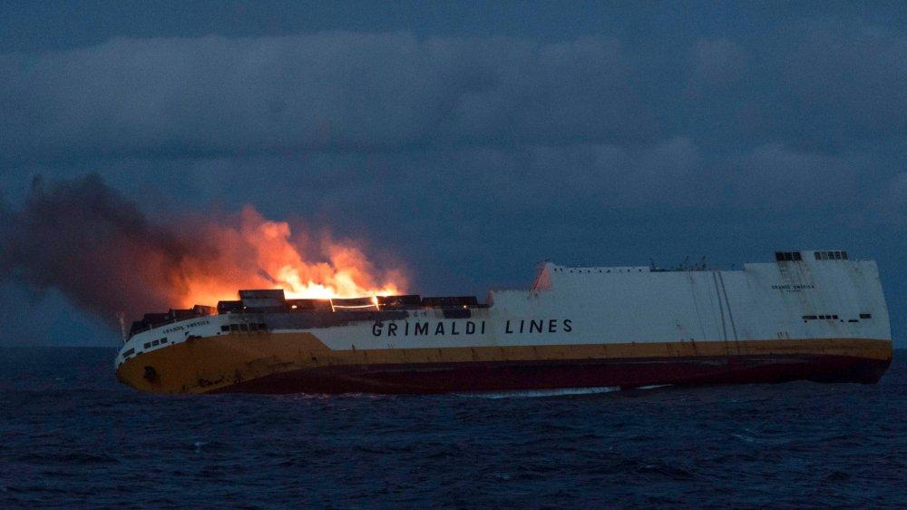«Grande America»:  côtes françaises menacées