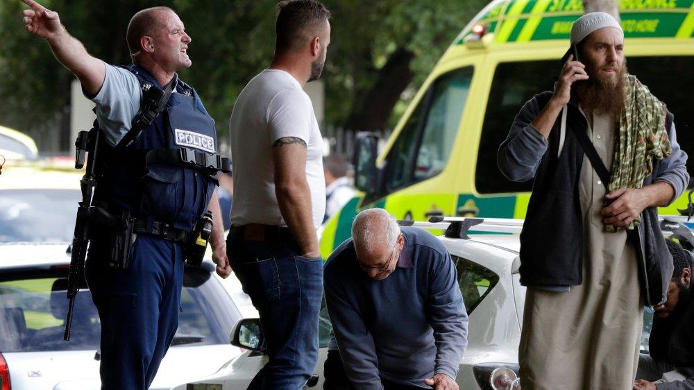 L'attaque visait deux mosquées de Christchurch pour «attirer l'attention du monde sur les problèmes de migration» de la Nouvelle-Zélande.