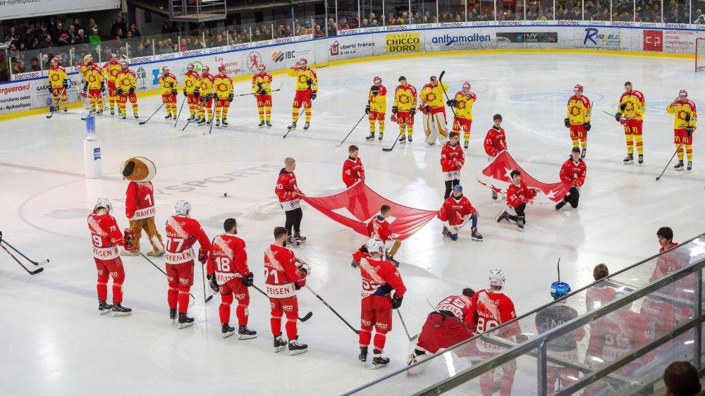 Il n'y a pas que les patinoires qui font un carton. Les passionnés de hockey sont aussi très présents devant leur télévision.