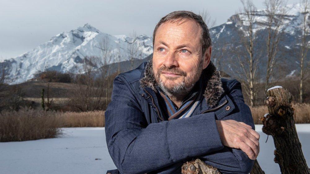 Eric Nanchen, directeur de la Fondation pour le développement durable des régions de montagne (FDDM) qui fête ses 20 ans en 2019.