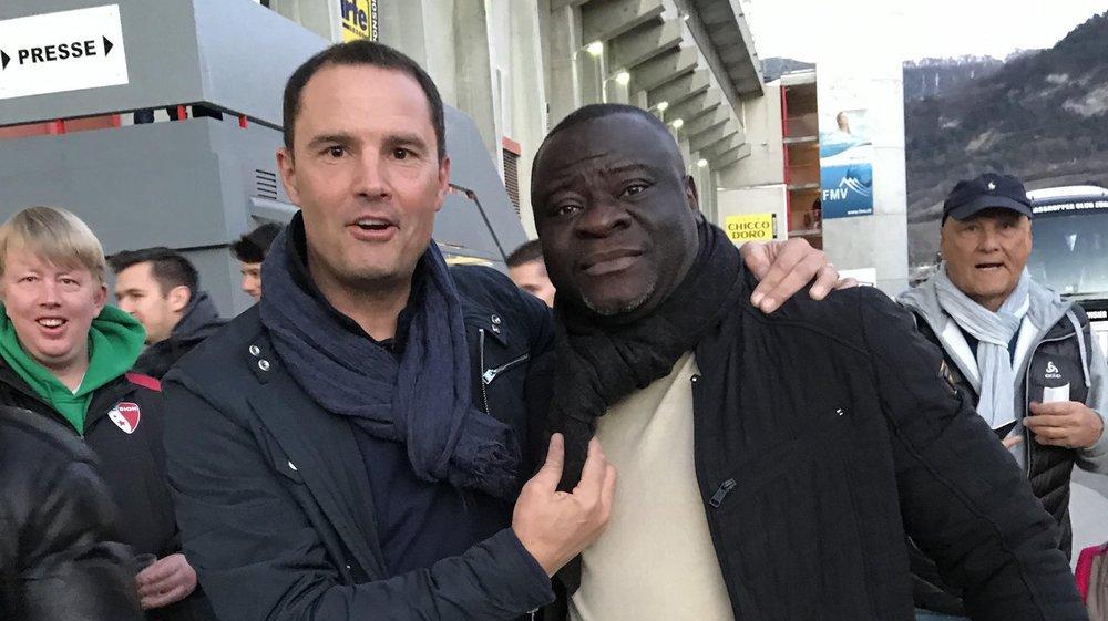 Football: Ahmed Ouattara: «Je n'aurais jamais imaginé une telle euphorie»