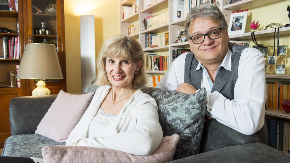 Danielle et Gilles Zufferey témoignent pour montrer qu'il est possible de remettre du soleil dans sa vie malgré les séquelles d'un AVC.