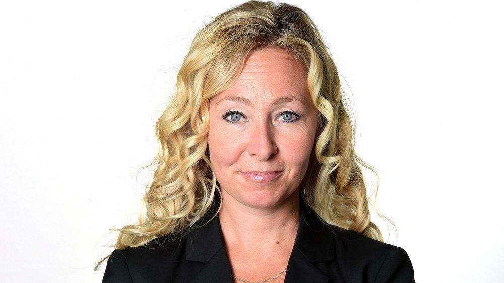 Sandra Jean directrice des rédactions