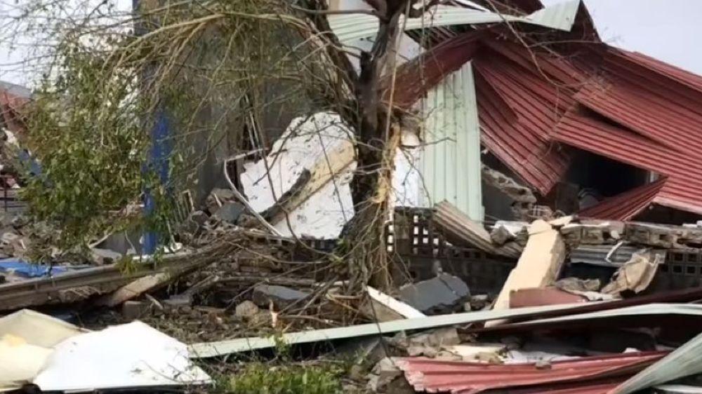 Le cyclone Idai fait plus de 100 morts au Mozambique et au Zimbabwe