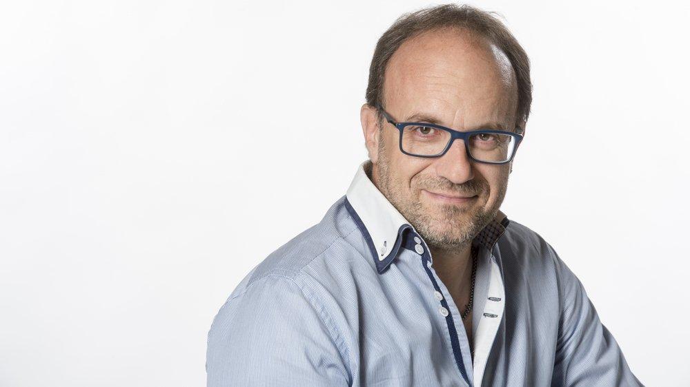 Jean-Yves Gabbud, journaliste
