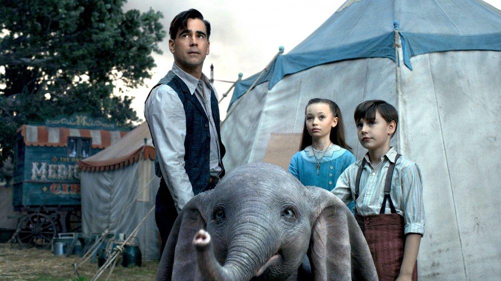 La marginalité de Dumbo touche toujours…