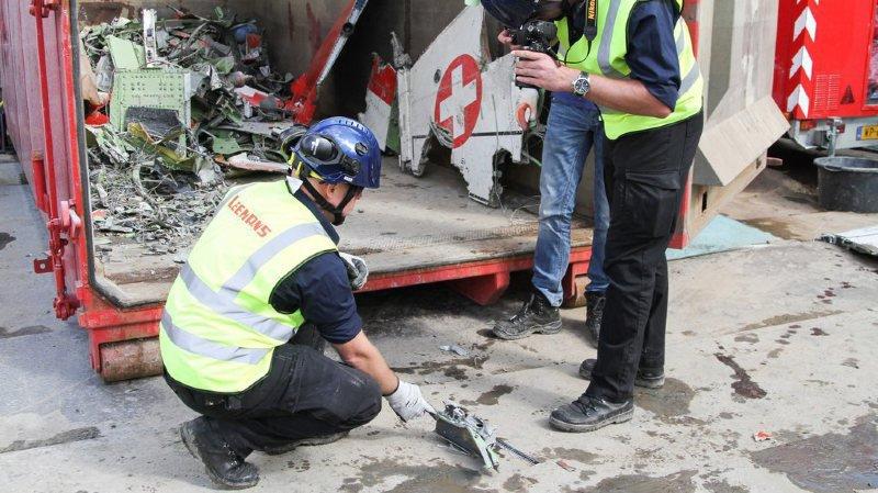 Crash de la Patrouille suisse aux Pays-Bas: l'un des deux pilotes mis en cause
