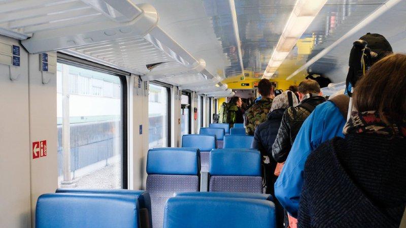 Berne: les passagers d'un train mis en quarantaine à cause d'une fausse alerte à la tuberculose