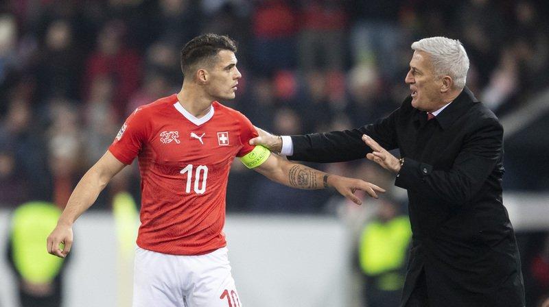 Football - Euro 2020: la sélection de la Nati pour affronter la Géorgie et le Danemark