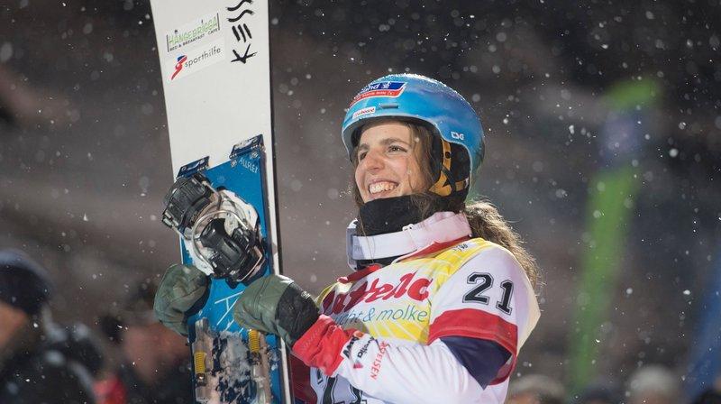 Snowboard: Patrizia Kummer a retrouvé le chemin du succès
