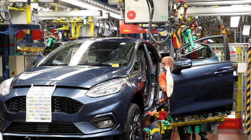 Automobile: après VW, c'est au tour de Ford d'annoncer 5000 suppressions d'emplois