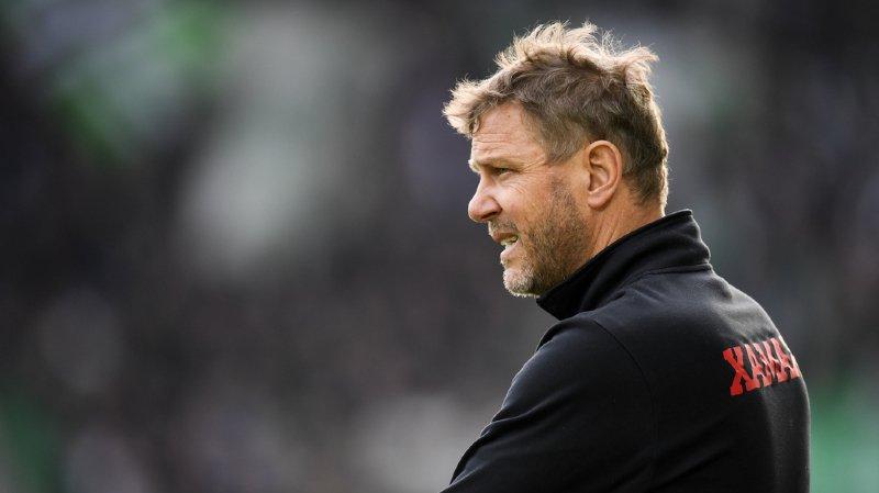Football: Stéphane Henchoz n'entraînera plus Xamax la saison prochaine