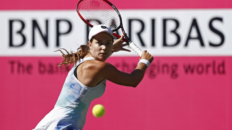 Tennis: Stan Wawrinka et Stefanie Vögele s'imposent à Indian Wells