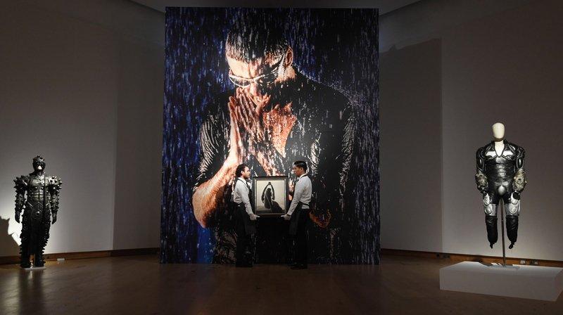 Enchères: la collection d'art du chanteur George Michael vendue à plus de 12millions de francs