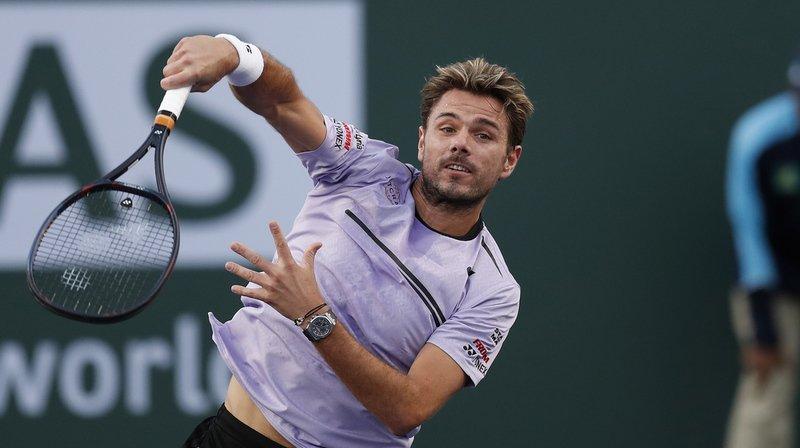 Tennis – Indian Wells: Wawrinka rejoint Federer en seizièmes
